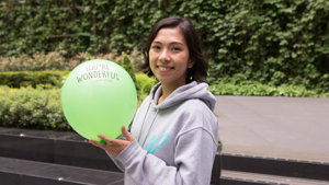 young adult cancer balloon