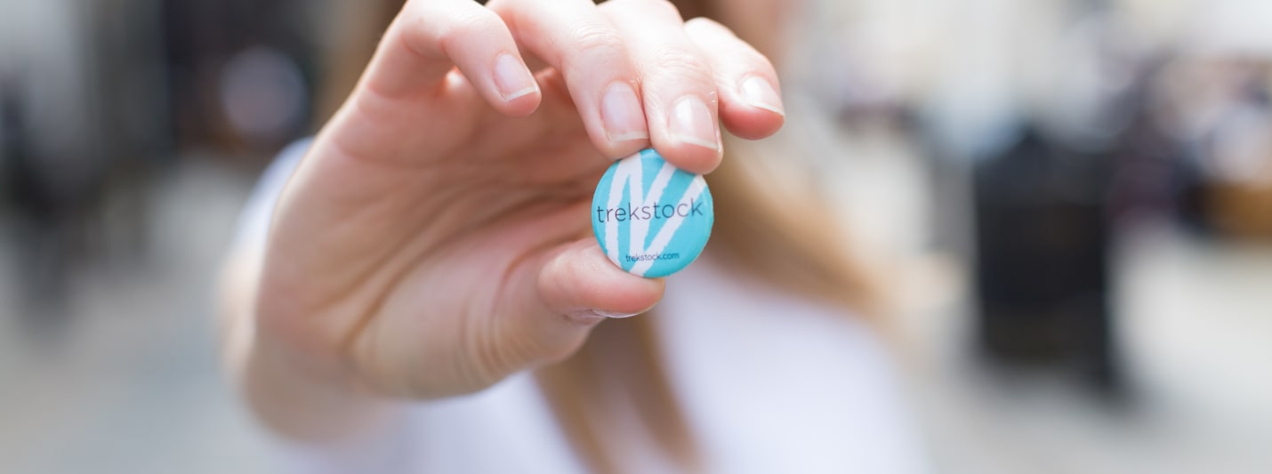trekstock badge