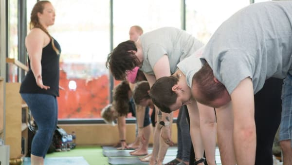 young adult cancer yoga